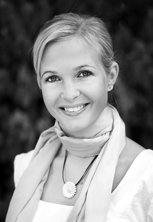 Portræt Tina Lund